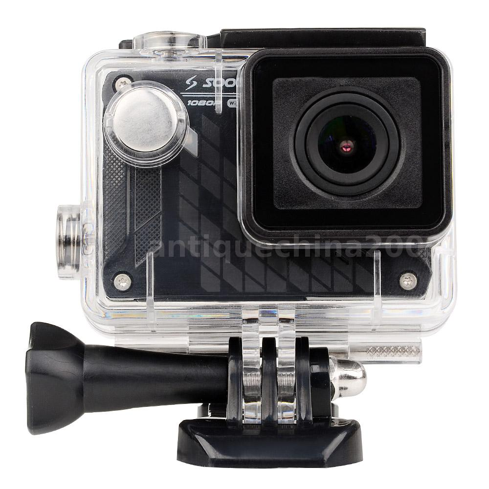 SOOCOO S33WS 1080P WiFi Sport Action Video Camera Camcorder + SD Card ...