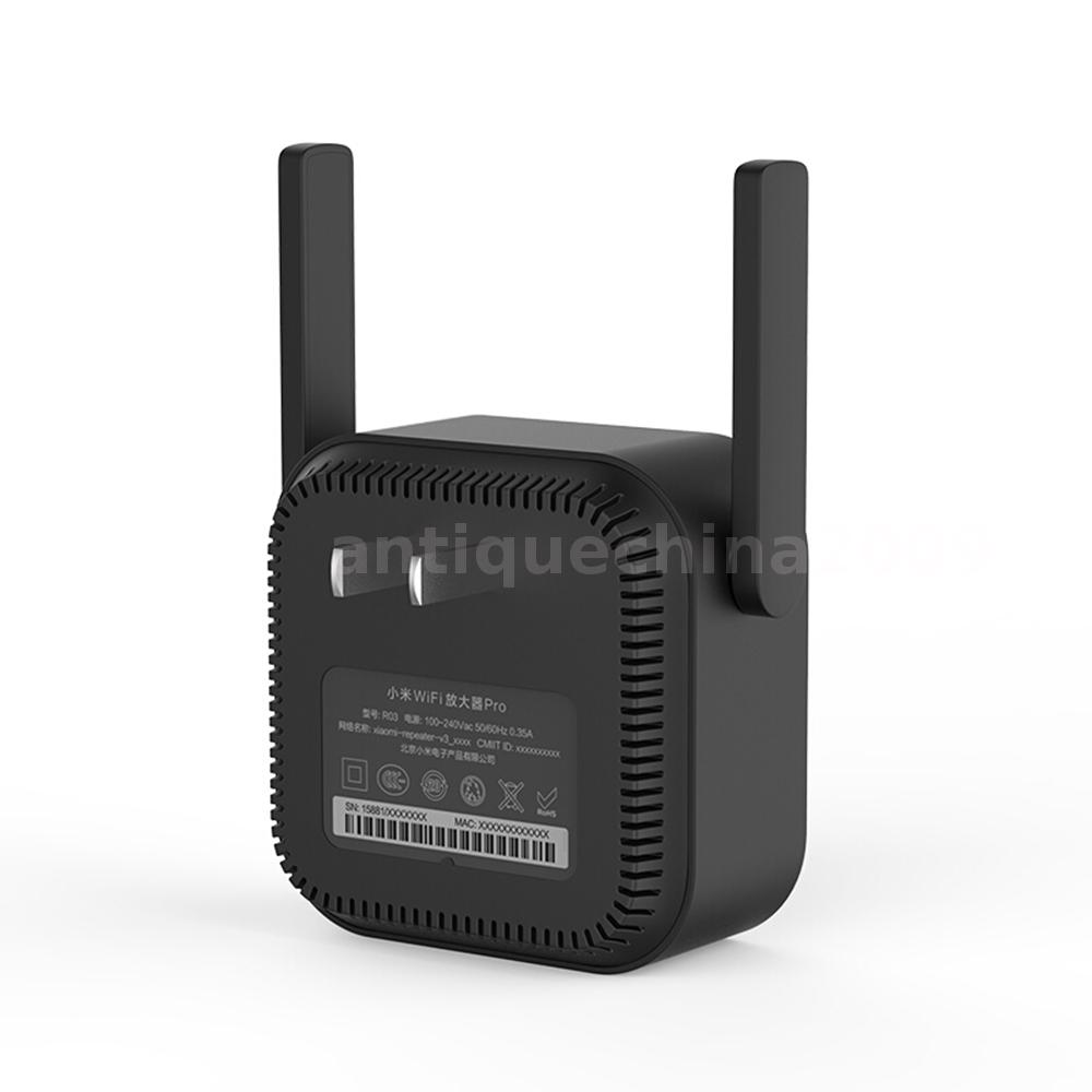 300Mbps Xiaomi Mi 2.4G WiFi Repeater Pro Extender Wireless Network ...