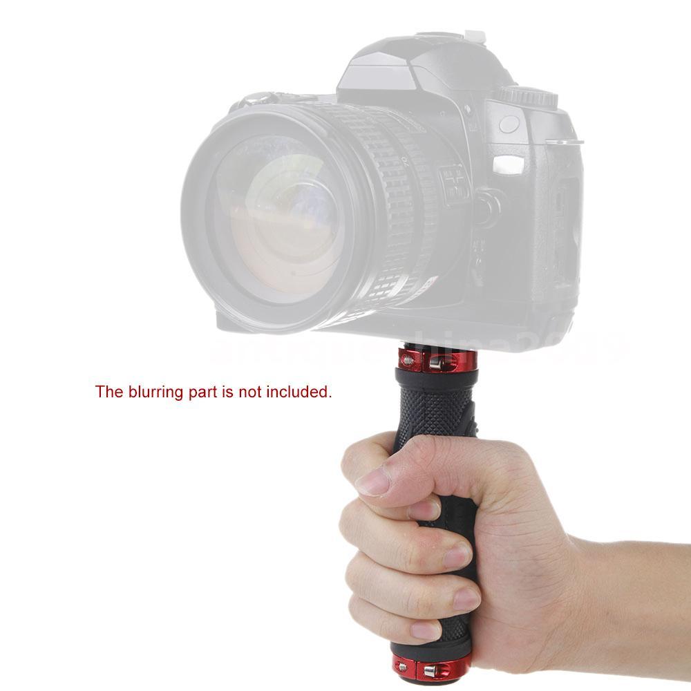 handle holder grip stabilizer selfie stick digital video camera camcorder ls9. Black Bedroom Furniture Sets. Home Design Ideas