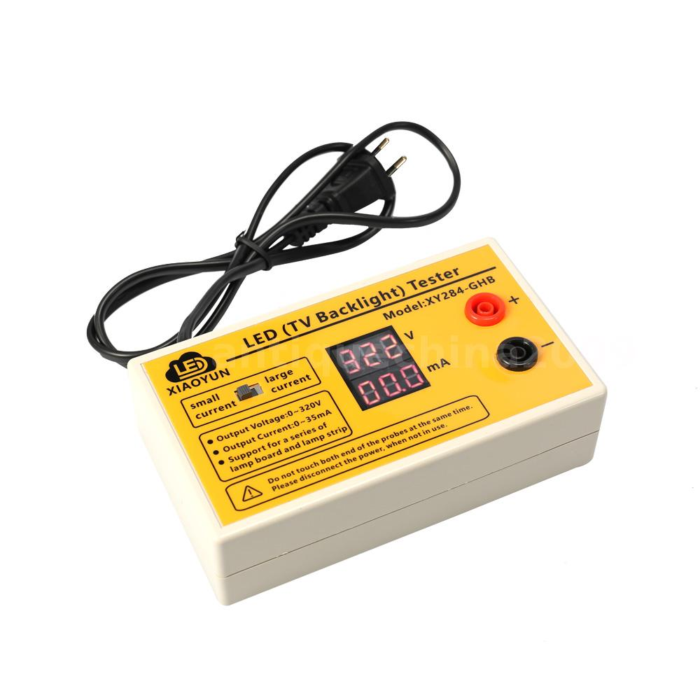 led tester led strip test tools with current and voltage display repair tv s3p2 ebay. Black Bedroom Furniture Sets. Home Design Ideas