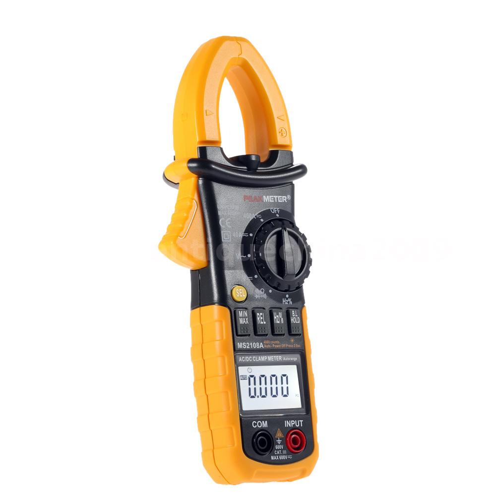 Amp Probe Automotive : Peakmeter ms a digital ac dc clamp meter auto range