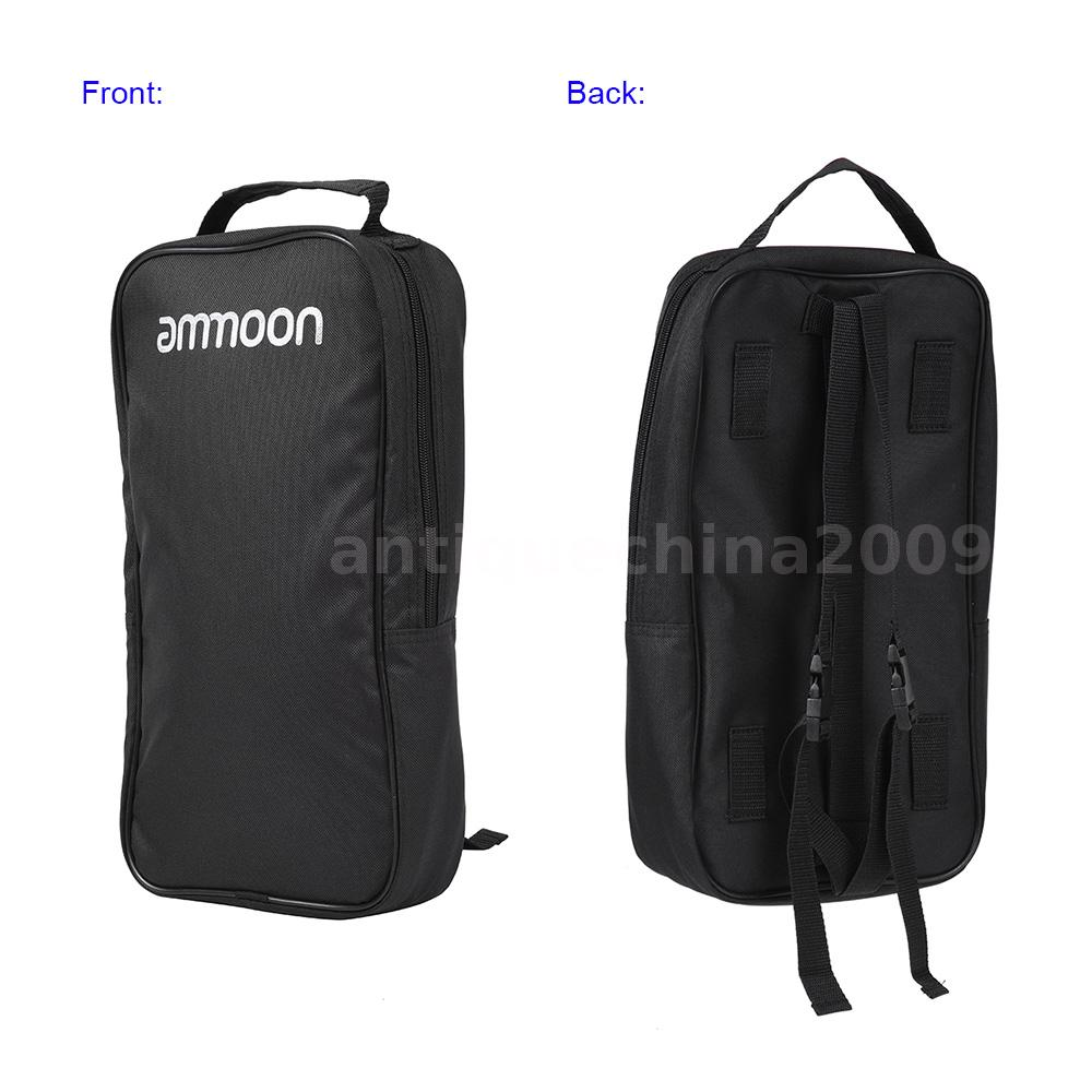 ammoon db 1 mini aluminum alloy guitar pedal board with carrying bag tapes r4b7 ebay. Black Bedroom Furniture Sets. Home Design Ideas