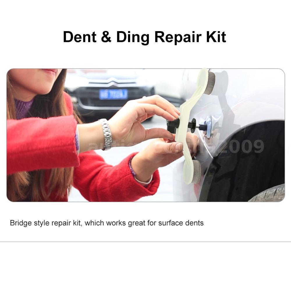 Auto Car Bodywork Damage Panel Dent Puller Tool Ding