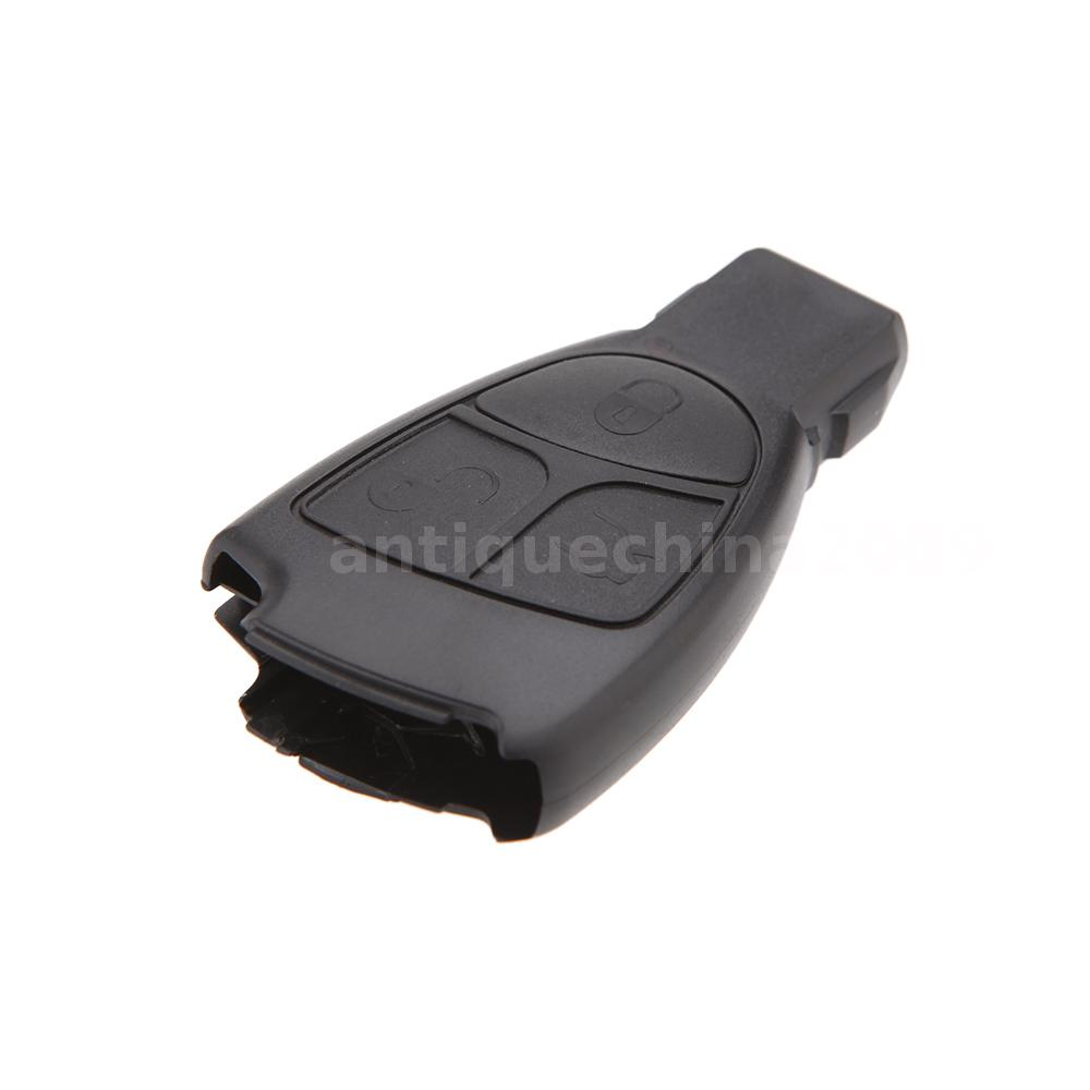 Replacement for mercedes benz 3 buttons smart remote key for Mercedes benz key fob
