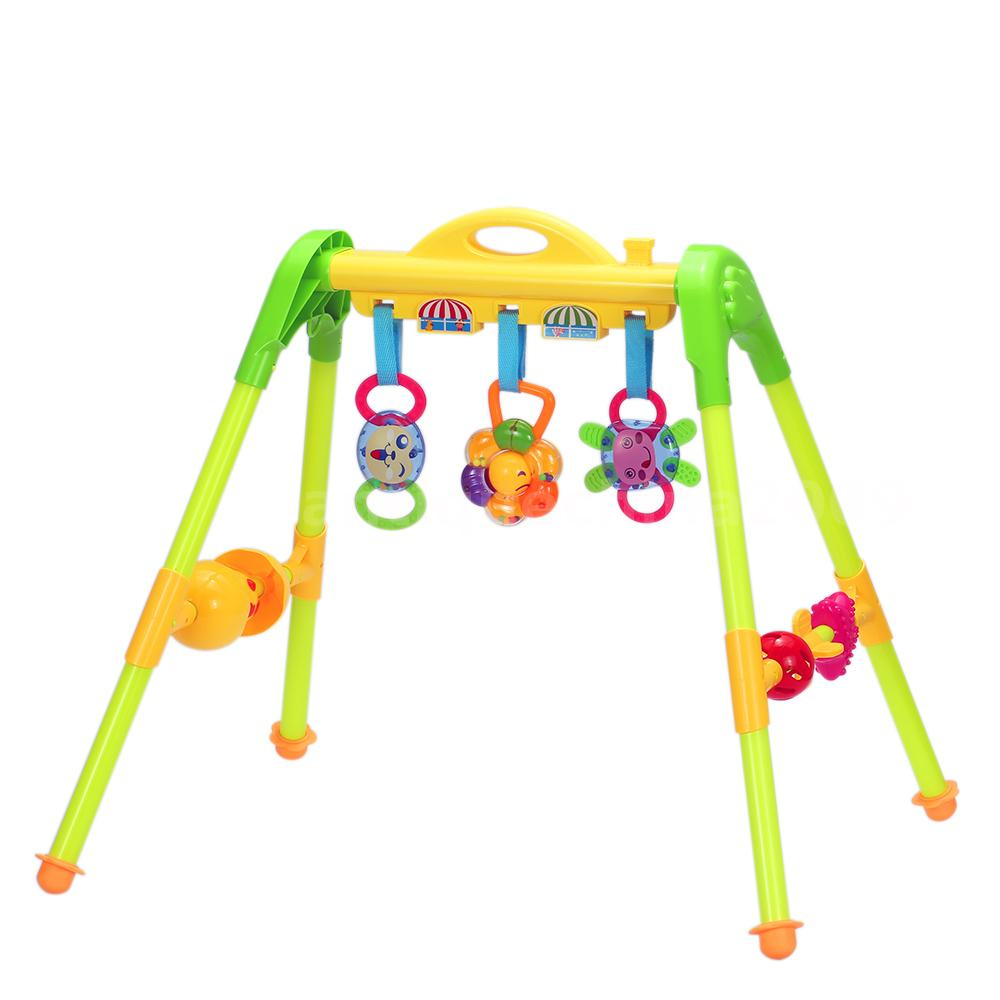 baby activity center gym learning exercise toy for 0 1 year old babies us p0p8 ebay. Black Bedroom Furniture Sets. Home Design Ideas