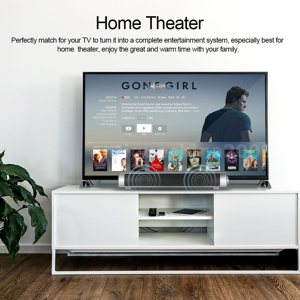 how to connect pc to soundbar tv