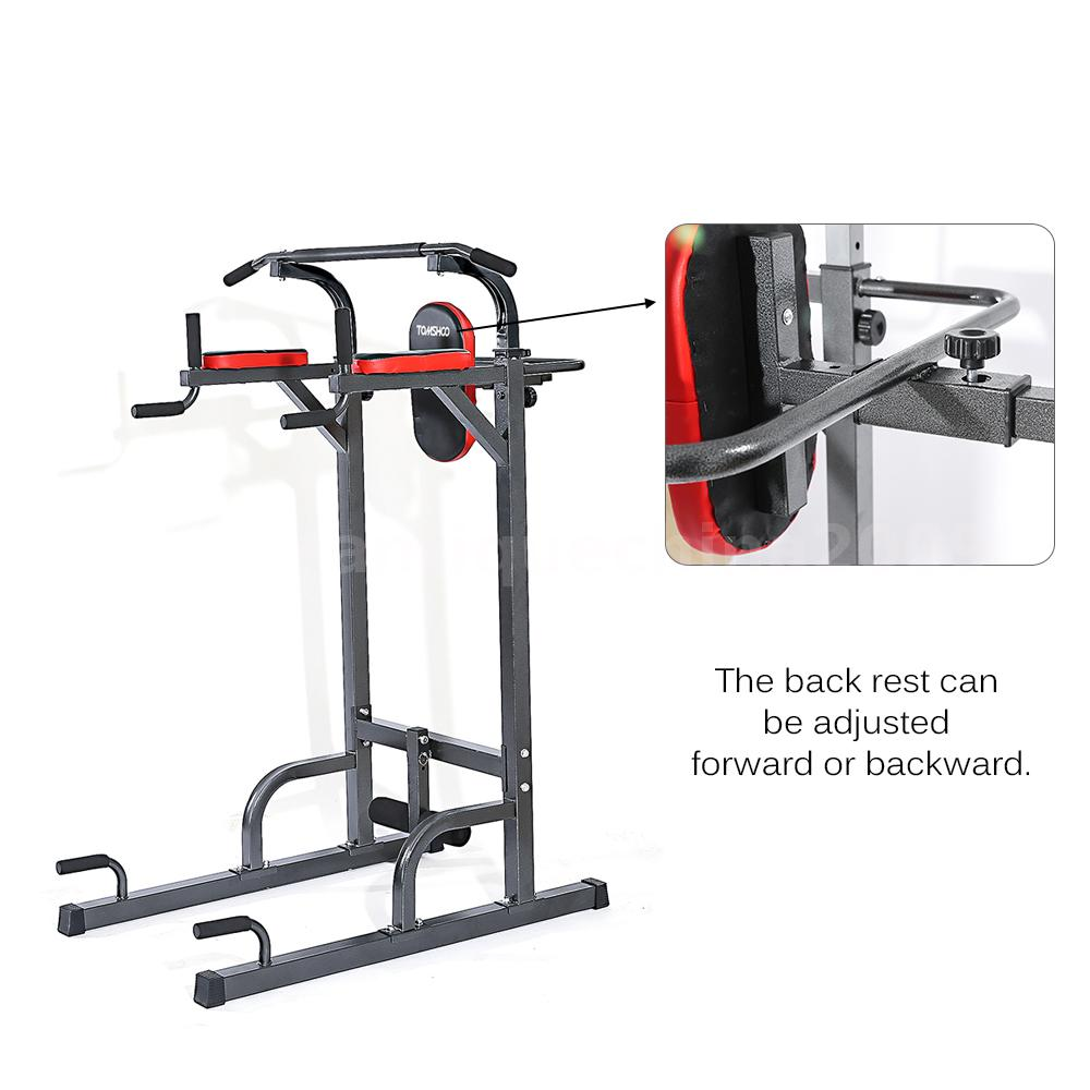 gym sport power tower pull up station dip station. Black Bedroom Furniture Sets. Home Design Ideas