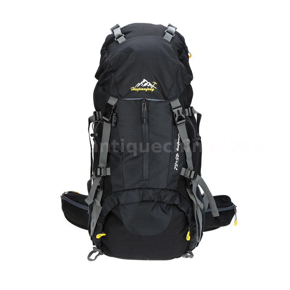 50L Outdoor Camping Mountain Hiking Backpack Rucksack Bag ...
