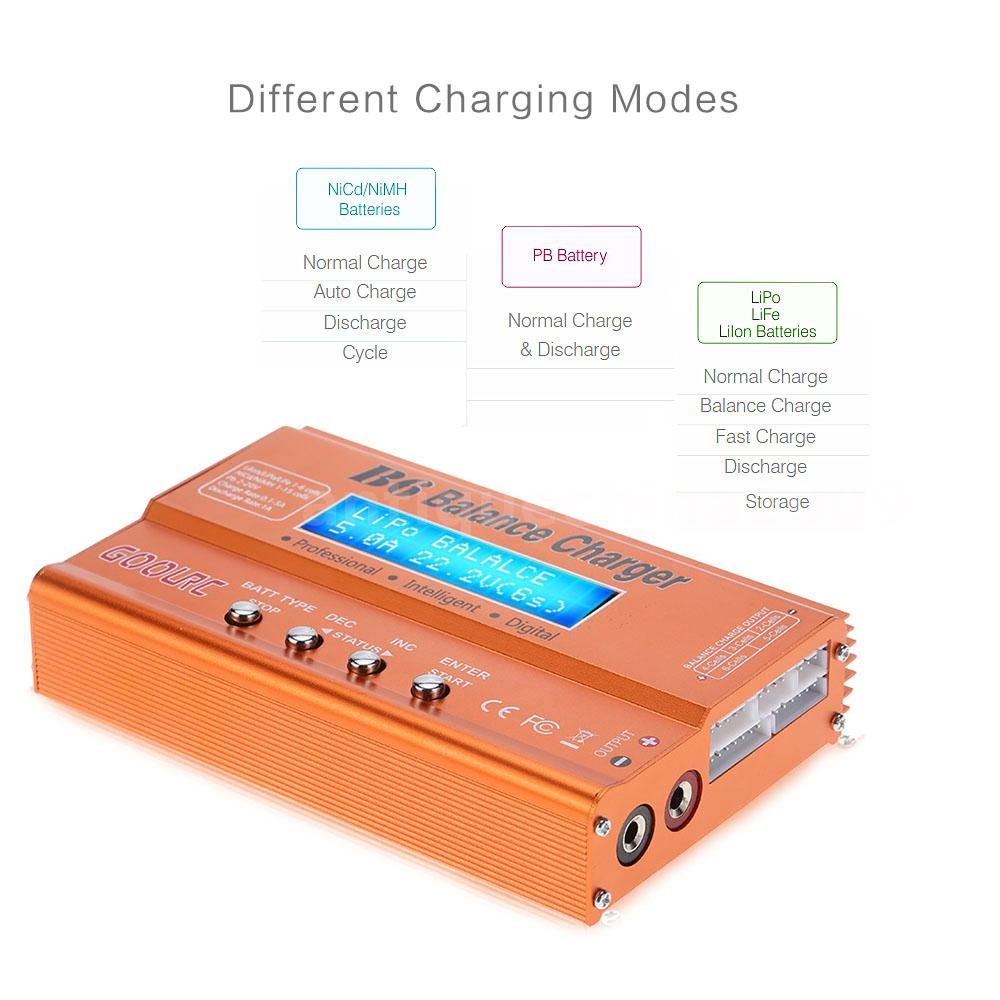 Ocday Dp6 180w 16a 1 6s Multifunctional Lipo Battery Balance Charger 7906 further 11 0 18 0v Dc 300ma Battery Balance Charger For Li Po Batteries B6 additionally 302118130585 also Product info besides 122423633051. on 20v lipo battery charger circuit
